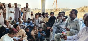 Gwadar: Fishermen Protest Broken Promises Again
