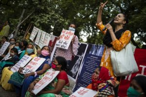 Violence Against Women in India Must End. Now.