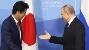 Resetting Japan-Russia Relations