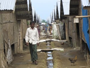 Rights Group Details 'Squalid and Abusive' Conditions in Myanmar Camps