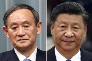 The Japan–China Summit Telephone Conference