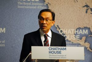 Royal Audience to Test Anwar's Bid for Power in Malaysia