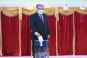 Tajikistan's Presidential Election Yields Expected Results