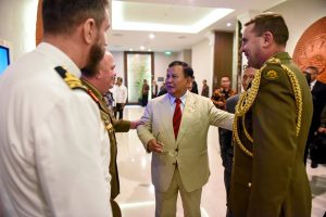 After Lifting of Visa Ban, Indonesian Defense Minister Prepares for US Visit