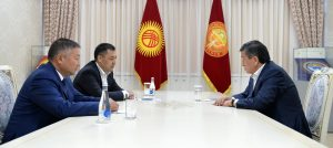 From Prison to Parliament: Meet Kyrgyzstan's New Prime Minister