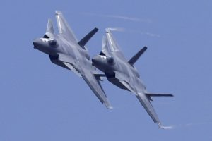 Will China Roll out a Twin Seat J-20?
