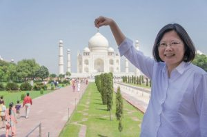 China Tried to Pry India and Taiwan Apart. They Only Grew Closer.