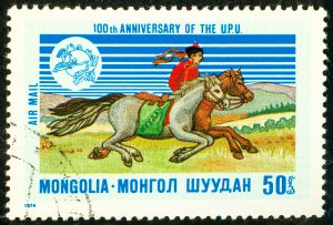 Pandemics and the Post: Mongolia's Pony Express