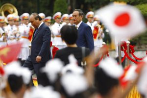 In Vietnam's Capital, Japanese PM Pushes Indo-Pacific Vision