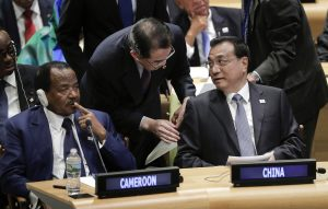 China and Cameroon's Evolving Political and Military Cooperation