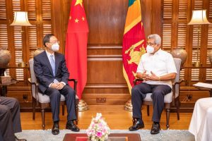 Sri Lanka's Changing Relationship to Chinese Loans