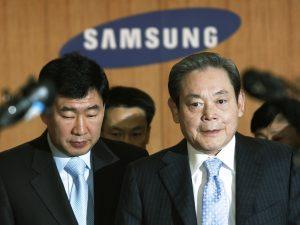 South Korea's Electronics Giant Lee Kun-hee, Chair of Samsung, Dies at 78