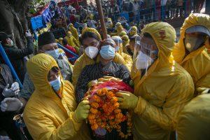 Kathmandu Celebrates Dashain Uneasily Amid COVID-19