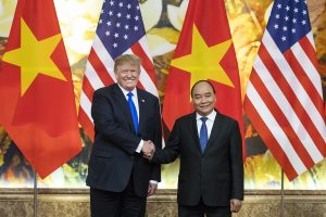 Vietnamese PM Plays Down American Claims of Currency Manipulation