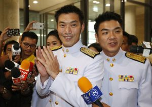 Dissolved Thai Party Leaders Warn Against Possible Legal Charges
