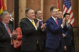 Secretary Pompeo's Visit to Hanoi: What To Expect
