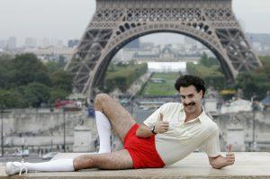 What Do Kazakhs Think of Borat?