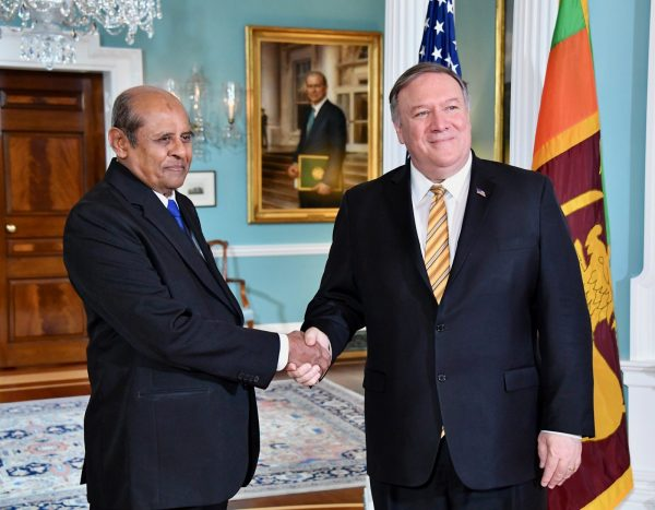 Sri Lanka Will Soon Have to Pick a Side in the China-US Rivalry – The Diplomat