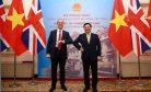 Vietnam, United Kingdom Eye Free Trade Agreement