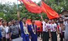 Myanmar Accelerates Arrests of Student Anti-War Protesters