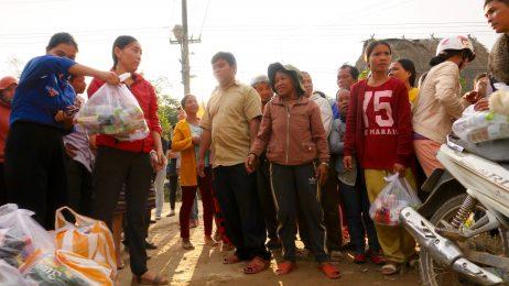 Responding to Central Vietnam's Floods and Landslides