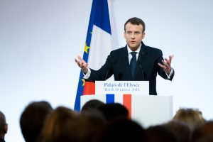 India Stands With Macron – But Not For the Same Things