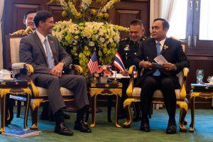 Washington Again Revokes Duty-Free Access for Thai Goods