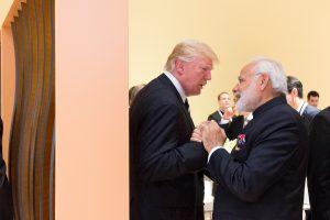 How India Dealt with Donald Trump