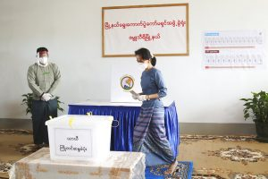 Myanmar's Election Marks a Step Away From Peace