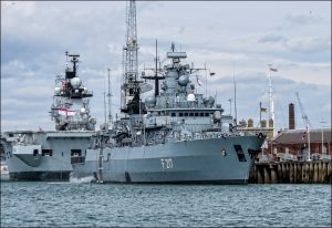 Germany to Deploy a Frigate to Patrol the Indo-Pacific