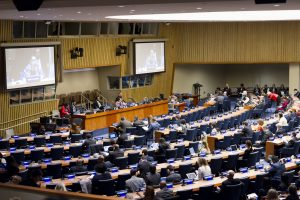 Treaty on the Prohibition of Nuclear Weapons Set to Enter Into Force