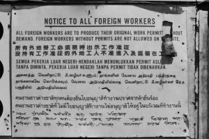 Amid COVID-19, Singapore Safeguards Citizens' Jobs at the Expense of Foreign Workers