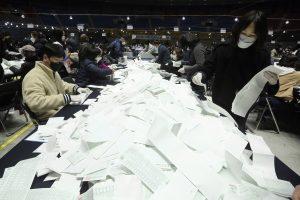 Before Trump, South Korean Conservatives Also Claimed a 'Stolen' Election