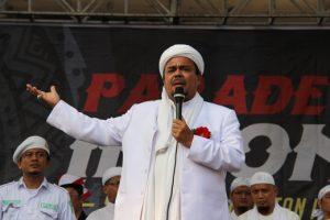 Islamic Firebrand's Return Heralds Instability for Indonesia