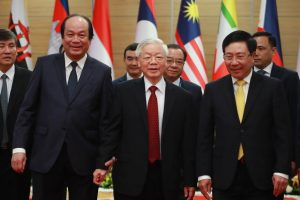 ASEAN Summit Begins Online Meetings With Regional Leaders