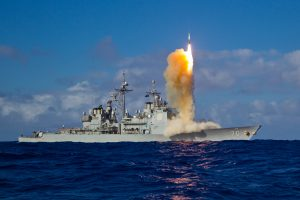 US Intercepts and Destroys ICBM in Space in a Test From a Ship