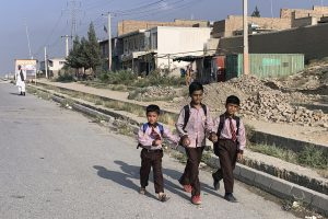 The World Must Step Up to Save Afghanistan's Children