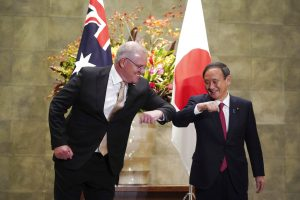 Australia, Japan to Bolster Defense Ties Amid China's Rise