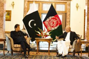 Pakistan's Prime Minister Khan on 'Historic' First Visit to Afghanistan