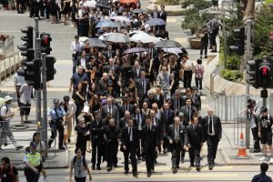 The Intensifying Pressures to Further 'Reform' Hong Kong's Courts