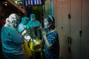 Indonesia Passes Grim COVID-19 Milestone