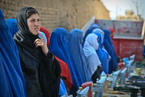 Afghanistan: A Test for the Global Commitment to Women, Peace, and Security