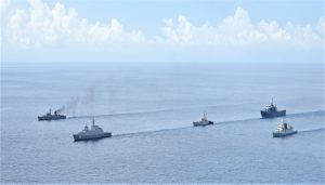 SITMEX: India-Singapore-Thailand Complete Second Trilateral Maritime Exercises