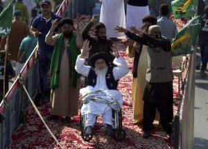 Infighting in Pakistan's Right-Wing TLP Following Death of Leader