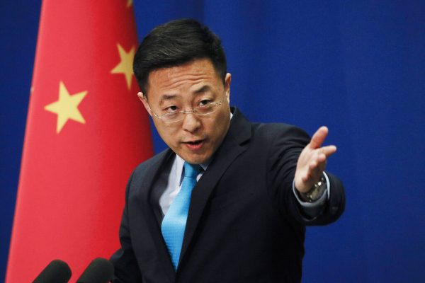 Australia Livid as Chinese Foreign Ministry Spokesperson Tweets Offensive  Image – The Diplomat