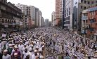 Tens of Thousands in Bangladesh Protest Against France