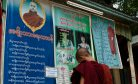 Hate-Peddling Buddhist Monk Turns Himself in to Police in Myanmar