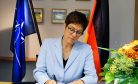 German Defense Minister Continues Her Indo-Pacific Campaign