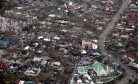 Thousands Still Without Power as Philippines Recovers From Super Typhoon Goni