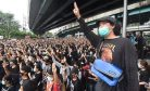 Thailand Protests at a Tipping Point